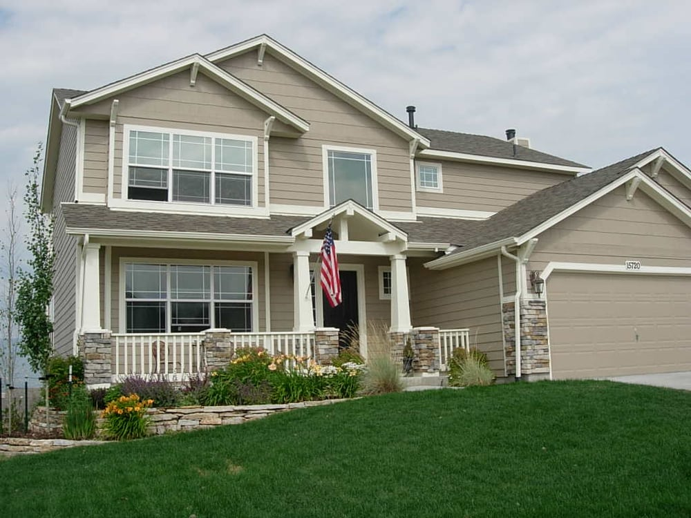 Full exterior paint job yelp - Colorado springs exterior house painting paint ...