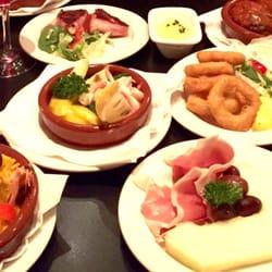 spansk mat tapas