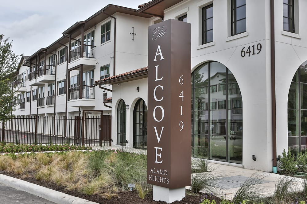 Alcove At Alamo Heights Apartments Wilshire Terrace