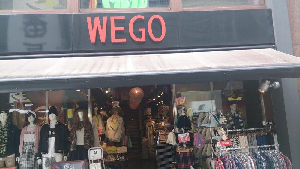 Wego上野店