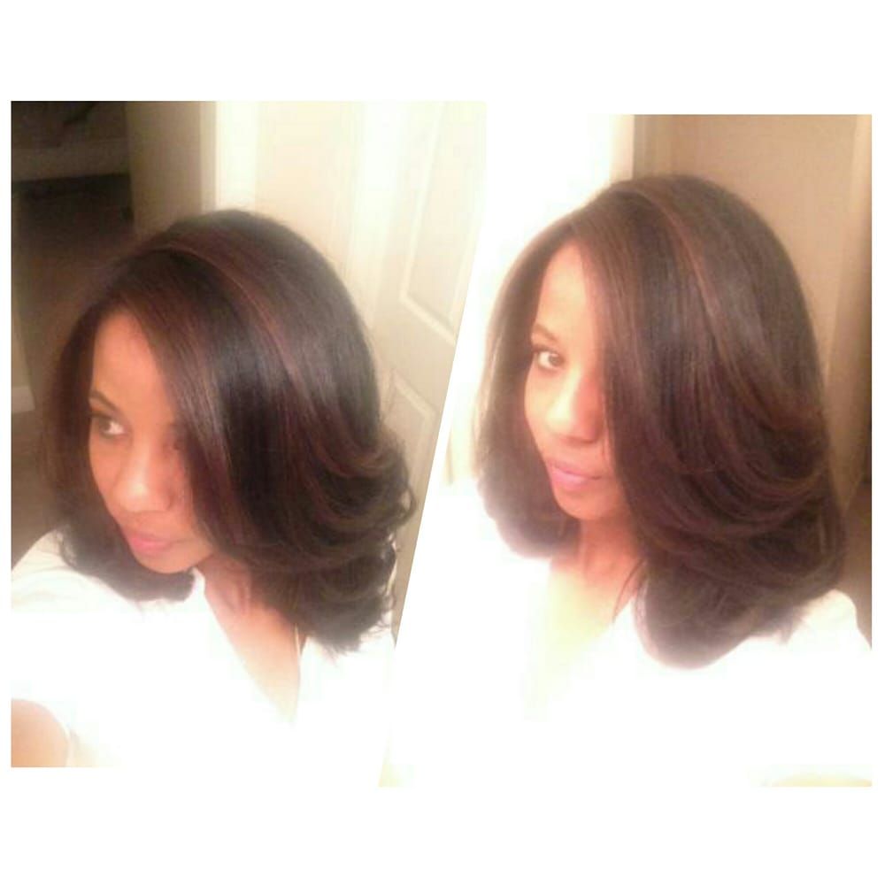Balayage African American Hair Www Pixshark Com Images