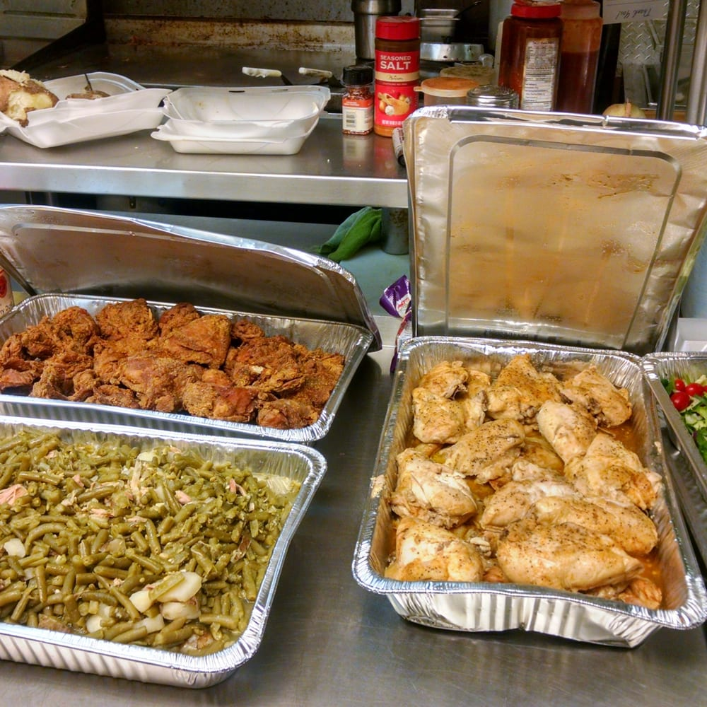 Southern Wedding Reception Food: Catered Thanksgiving Dinner 2018 Near Me