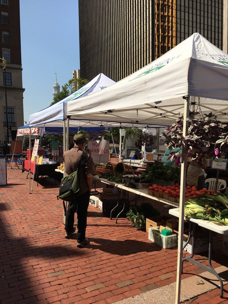 Old State House Farmers Market