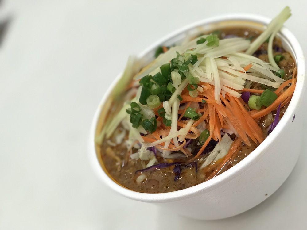 Asian Flavors: Ohana Hale Marketplace Booth 013, Honolulu, HI
