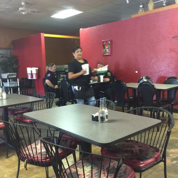 Photo Of Paula S Mexican Restaurant Arlington Tx United States Sylvia Working Hard