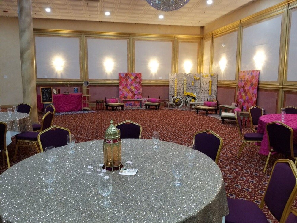 bay area indian wedding decorations sangeet and pre wedding decor