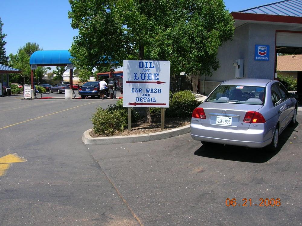 Folsom Glenn Car Wash