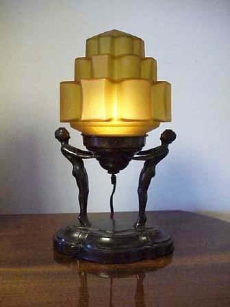 Art Deco Lamp Yelp
