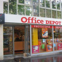 Office Depot Office Equipment 190 Boulevard Voltaire Ledru