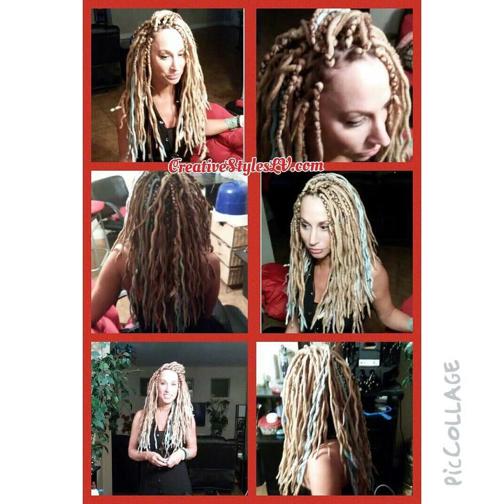 hair style las vegas strip