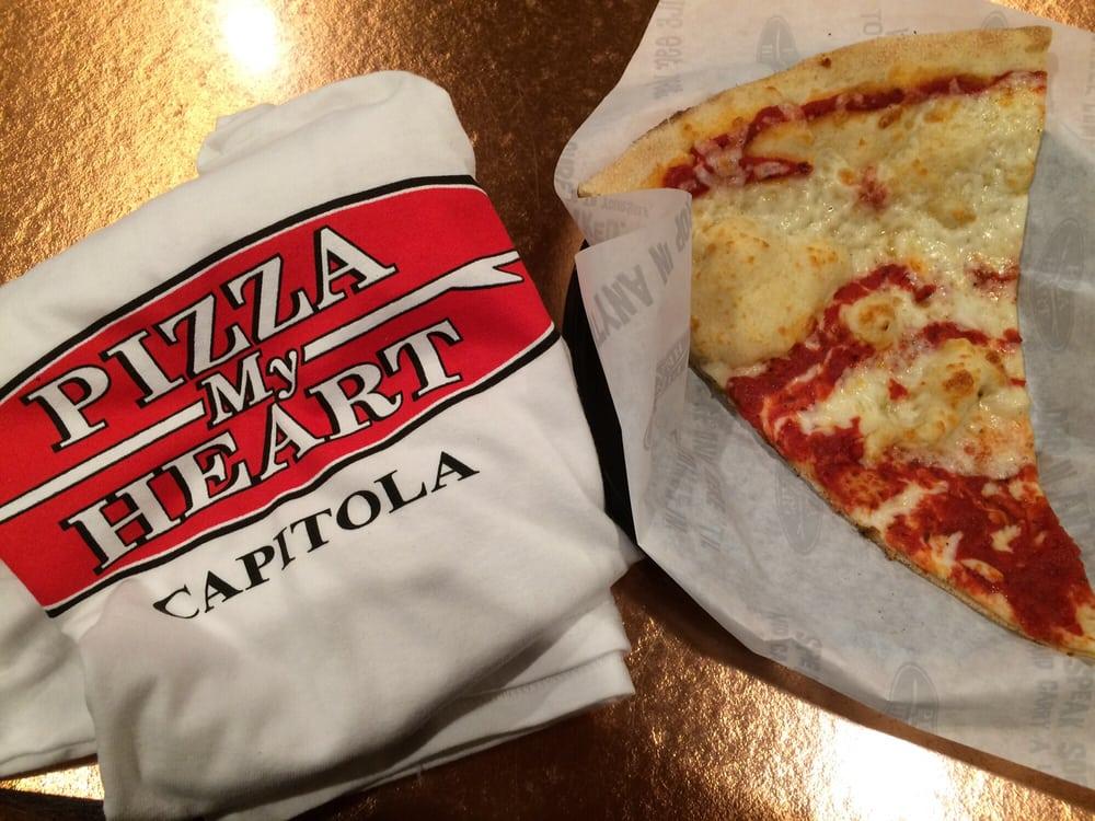 Pizza My Heart Capitola Address