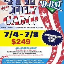 D-BAT - Buckhead - 17 Photos & 17 Reviews - Summer Camps