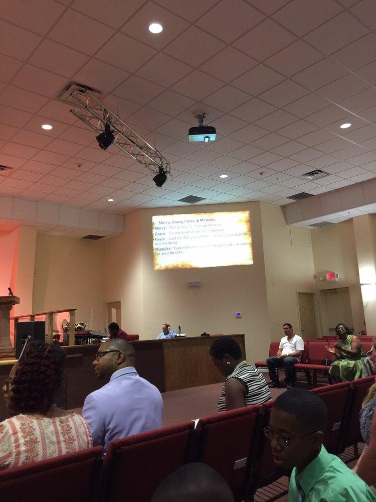 Hope International Church: 13806 State Rd 33, Groveland, FL