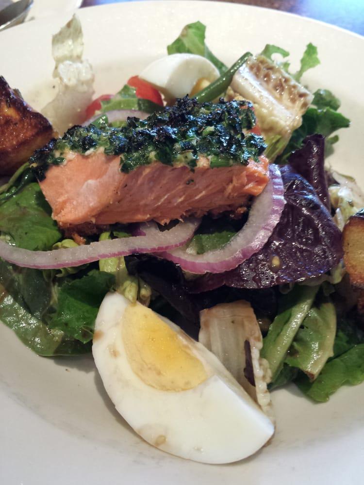 Salmon Nicoise Salad Yelp