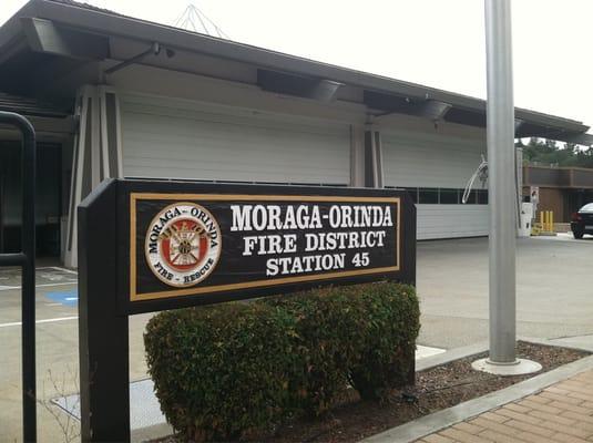 Moraga Orinda Fire District - Public Services & Government