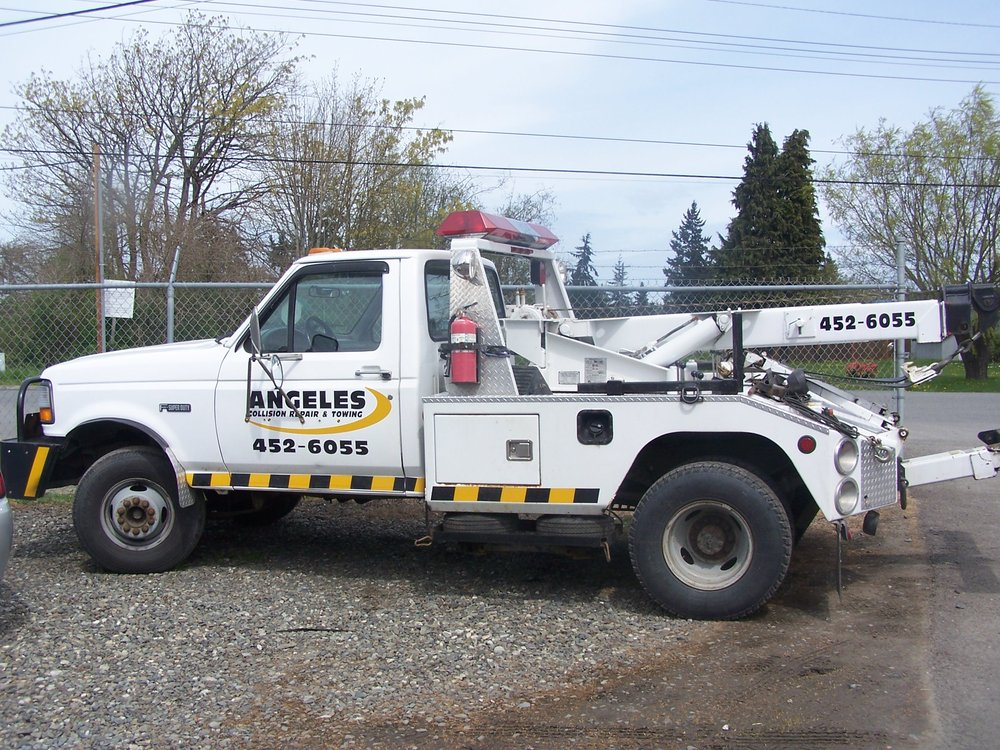 Towing business in Port Angeles, WA