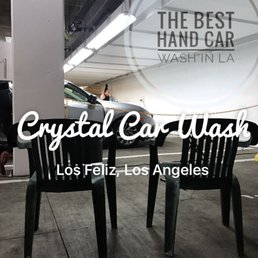 Crystal Car Wash Los Feliz
