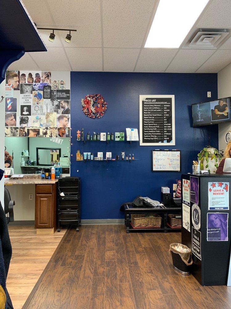 Anchor Salon & Barbershop: 1611 E Division St, Mount Vernon, WA