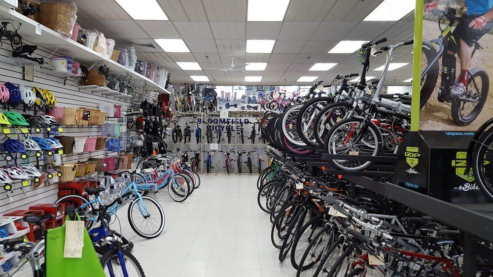 Bloomfield Bicycle & Repair Shop
