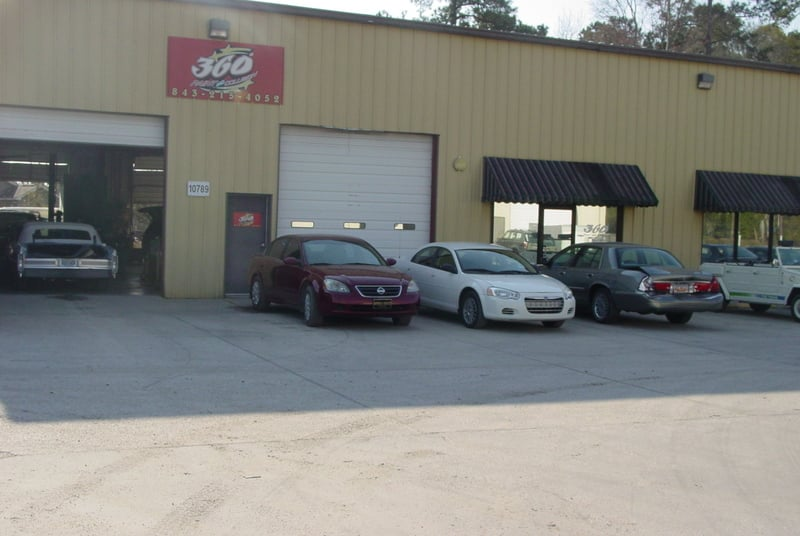 360 Paint and Collison: 10789 Hwy 707, Murrells Inlet, SC