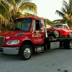 Blake S Towing And Transport Boynton Beach Fl