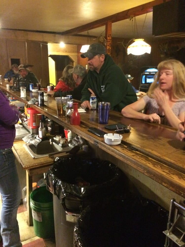 Split Rock Bar & Cafe: 2297 Hwy 789, Jeffrey City, WY