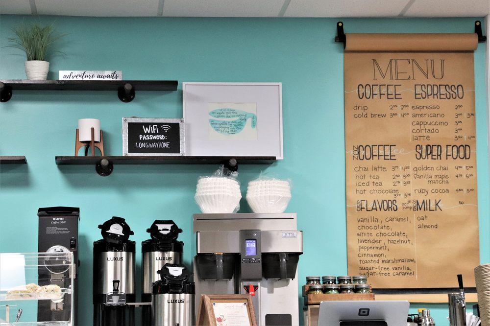 The Wandering Cup: 900 South Fork Village Dr, Belmont, NC