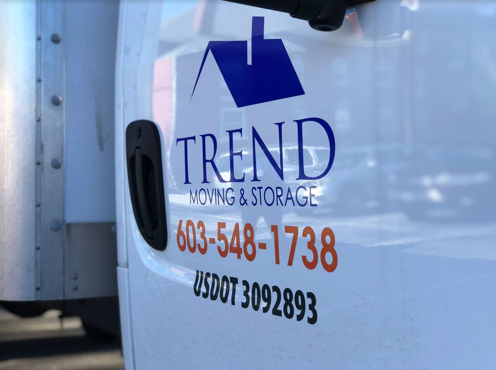 Trend Moving: 230 Rockingham Rd, Derry, NH