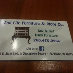 Photo Of 2nd Life Furniture U0026 More   Fort Wayne, IN, United States.