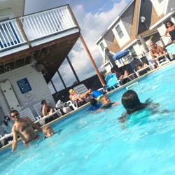 Photo Of Fire Island Hotel Ocean Beach Ny United States Pool