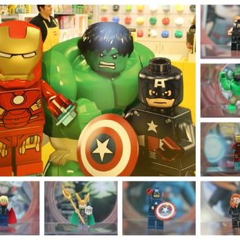 The Lego Store - 178 Photos & 78 Reviews - Toy Stores - 1450 Ala ...