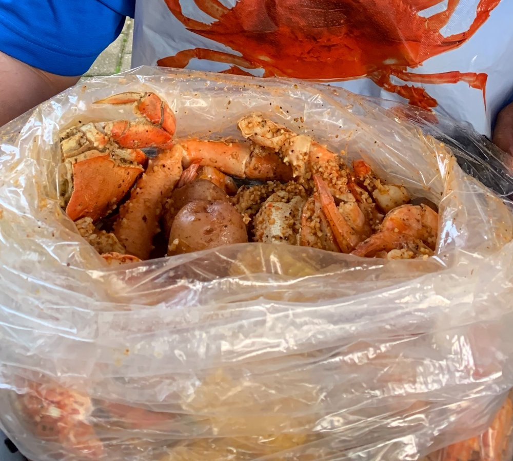 Wild Crab Boil: 341 Front St, McHenry, IL