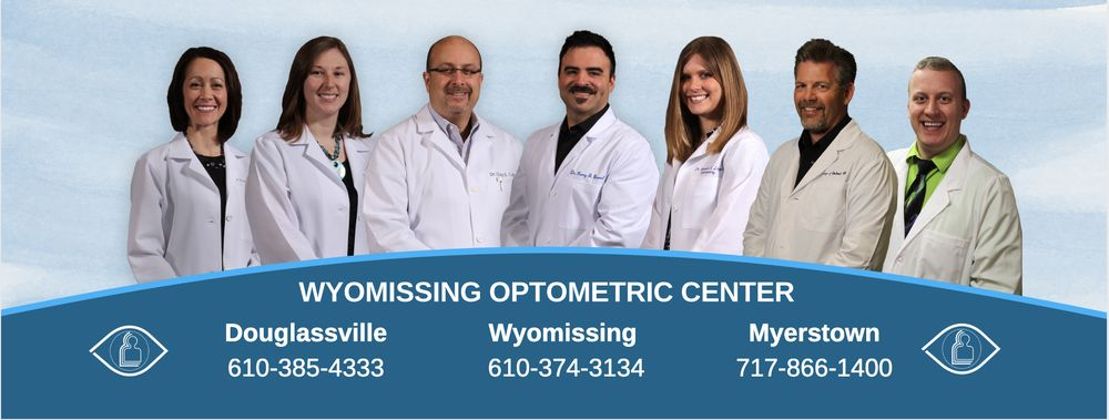 Wyomissing Optometric Center: 50 Berkshire Ct, Reading, PA