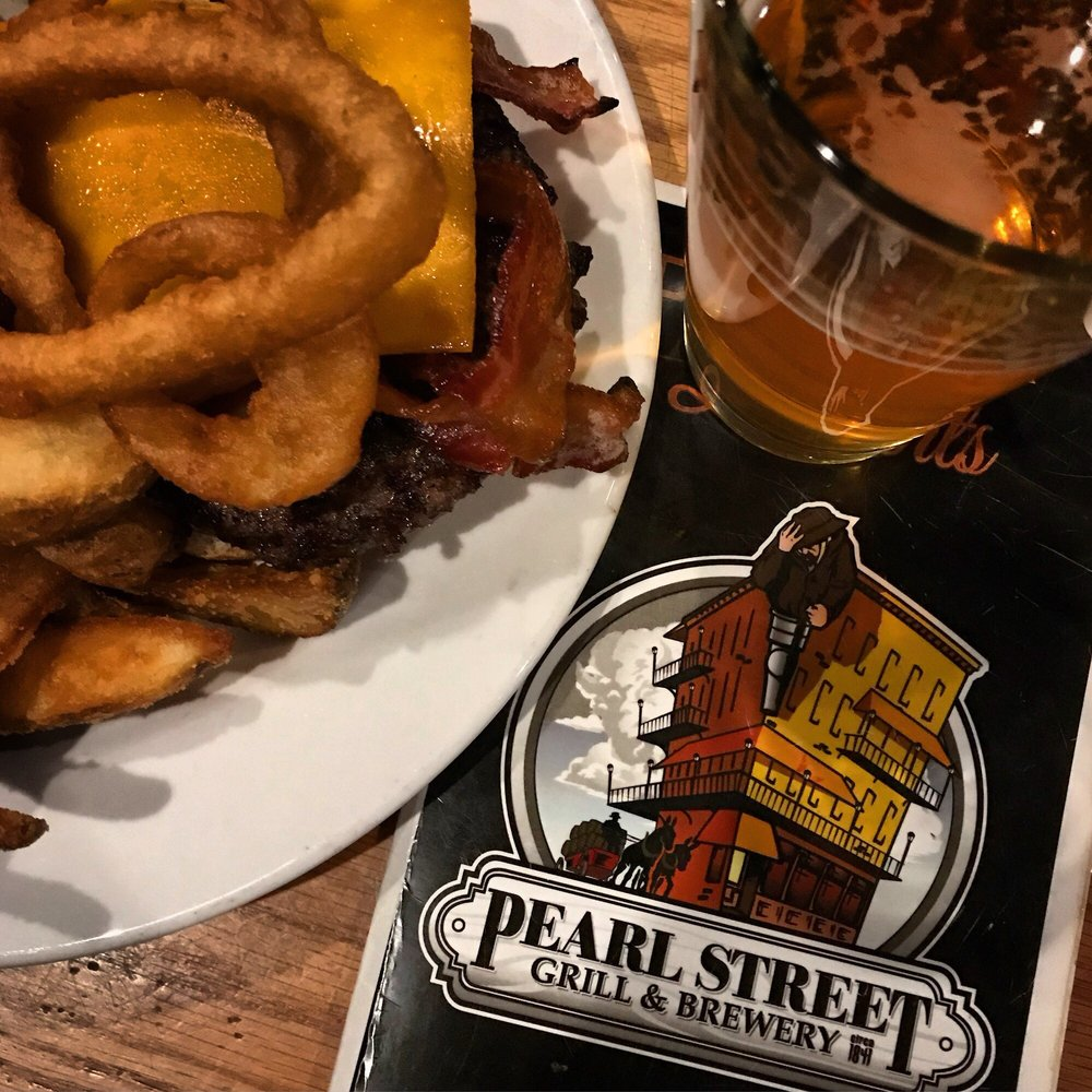 Social Spots from Pearl Street Grill & Brewery