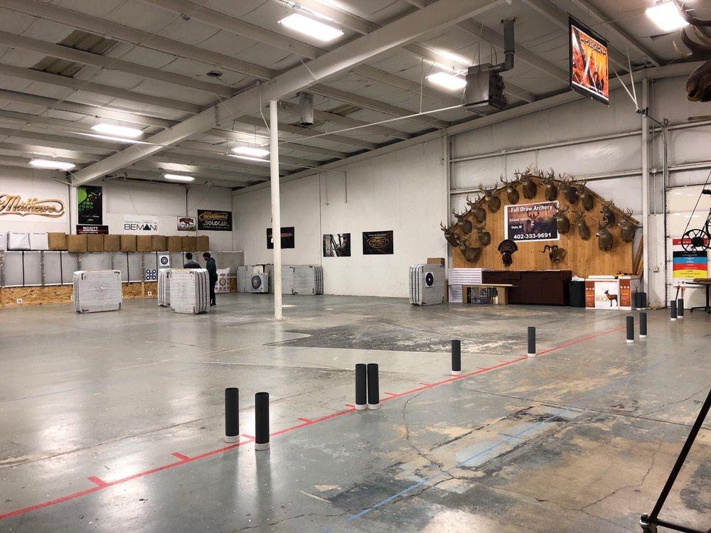 Full Draw Archery: 3632 S 144th St, Omaha, NE