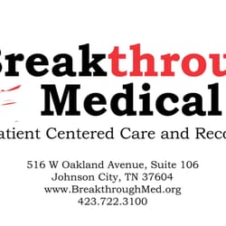 Breakthrough Medical Addiction Medicine 516 W Oakland Ave