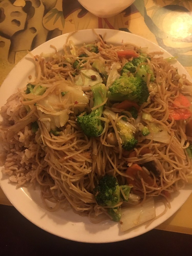 Food from China House Restaurant
