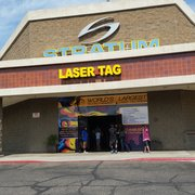 stratum laser tag