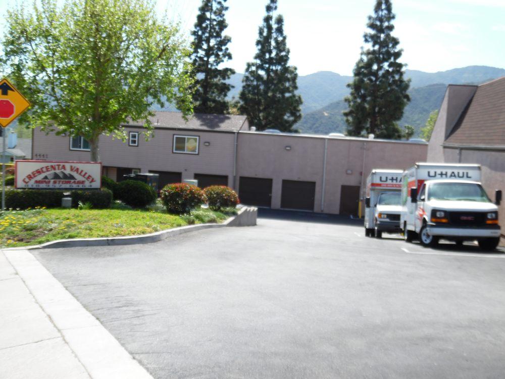 U-Haul Neighborhood Dealer: 4441 Cloud Av, La Crescenta, CA