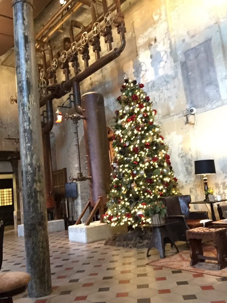 hotel emma christmas