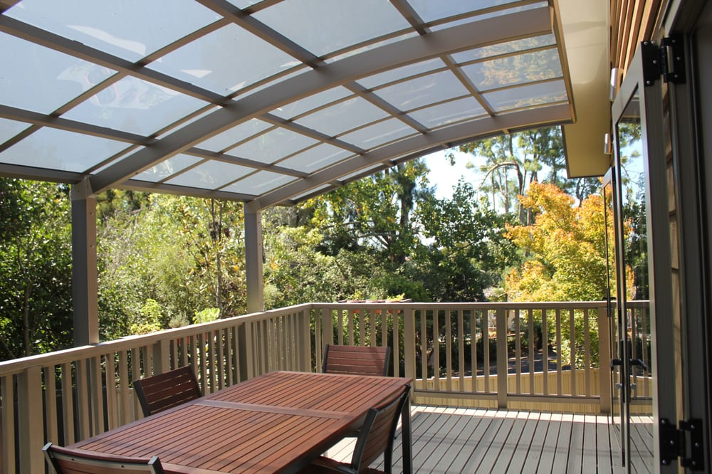 Modern Carport Kit United States : The lexan roof panels are times stronger than glass