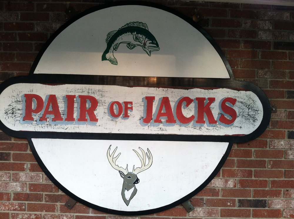 Pair of Jacks: 6600 Washington Rd, Appling, GA
