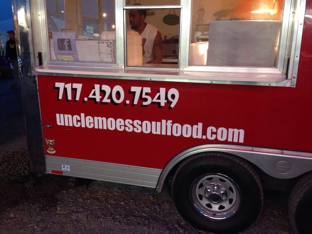 Uncle Moe's Soul Food: Gettysburg, PA