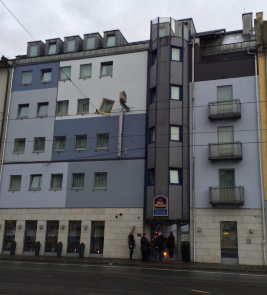 Best Western Hotel N Ef Bf Bdrnberg