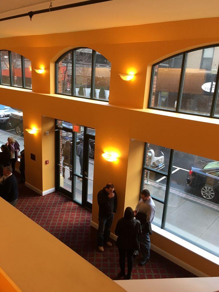 The Bijou Theatre Bridgeport