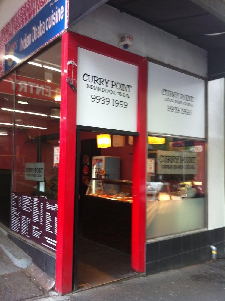 Indian Restaurant Bourke Street Melbourne