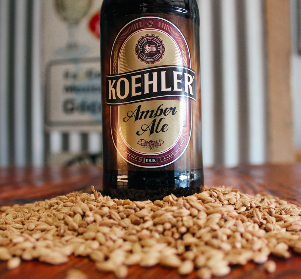 Koehler Brewing Company: 231 Park St, Grove City, PA