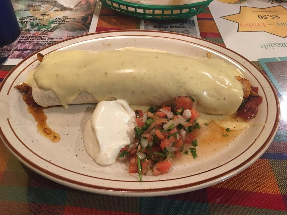 Mi Rancho Mexican Restaurant: 1015 Heathercroft Cir, Crozet, VA