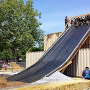 In Photo Of Rugged Maniac 5k Obstacle Run   Pleasanton, CA, United States.
