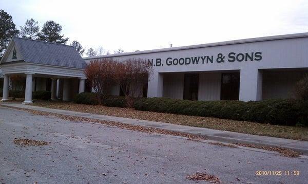 N B Goodwyn Amp Sons 2510 Bellwood Rd North Chesterfield Va